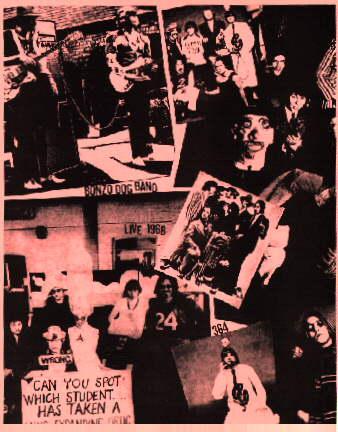 Bonzo Dog Band - Bootleg Recordings
